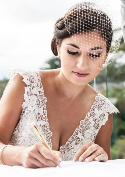 Wedding Bridal Marta Szabo Makeup Artist and Hairsylist Sydney