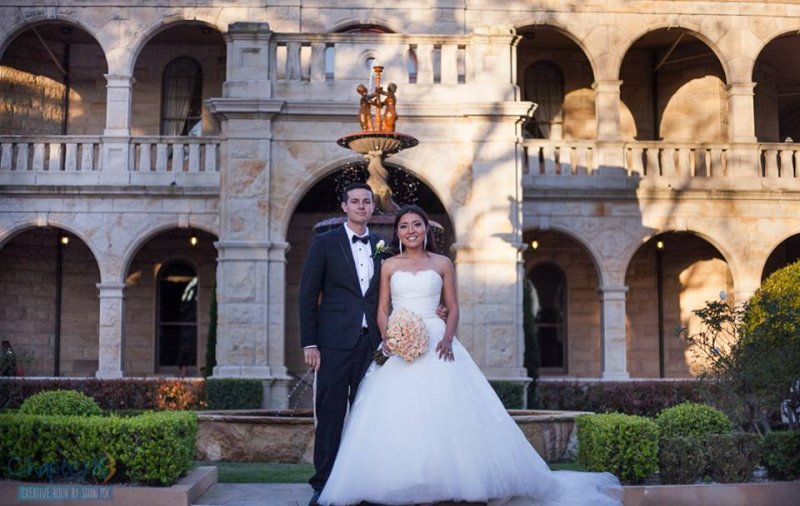 Wedding Bridal Marta Szabo Makeup Artist and Hairstylist Sydney