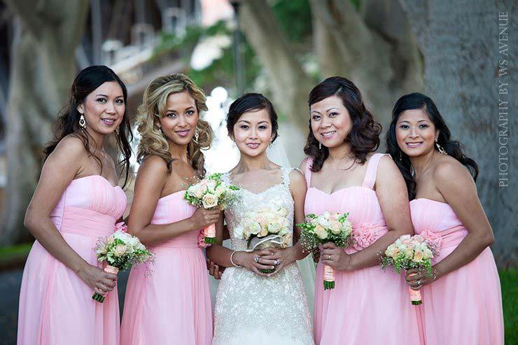 Weddings Bridal Marta Szabo Makeup Artist and Hairstyling Sydney