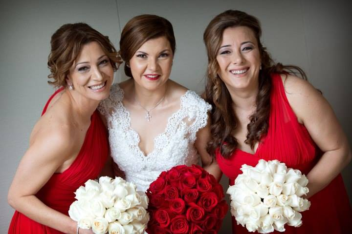 Wedding Bridal Marta Szabo Makeup Artist and Hairstylist Sydney